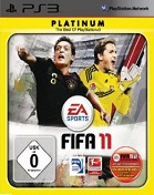 FIFA 11: Platinum PS3 Cover