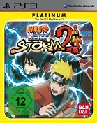 Naruto Shippuden: Ultimate Ninja Storm 2 - Platinum PS3 Cover