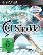 El Shaddai: Ascension of the Metatron PS3 Cover