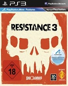 Resistance 3 PS3 Cover