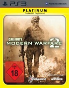 Call of Duty: Modern Warfare 2 - Platinum PS3 Cover