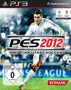 PES 2012: Pro Evolution Soccer PS3 Cover