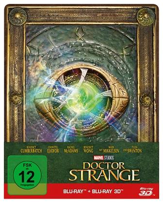 Blu-ray Review: Doctor Strange 3D - 03.03.2017