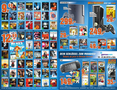 saturn prospekt blu rays und ps3 spiele im angebot 12. Black Bedroom Furniture Sets. Home Design Ideas